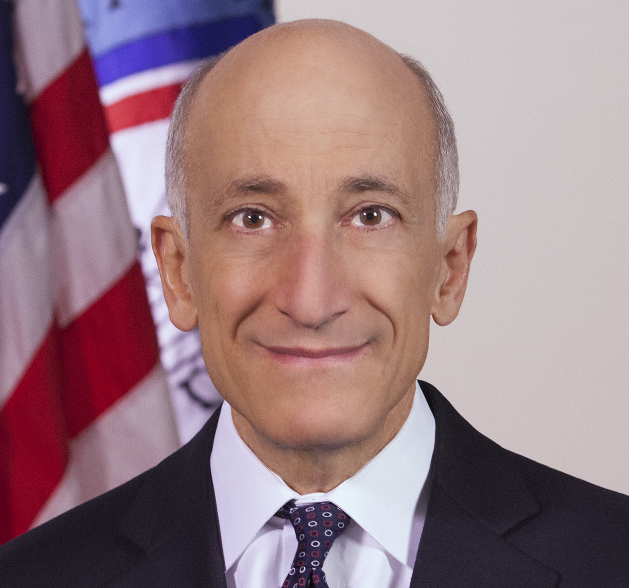 Portrait of Timothy Massad, CFTC Chairman.