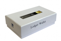 Ledger wallet boxed