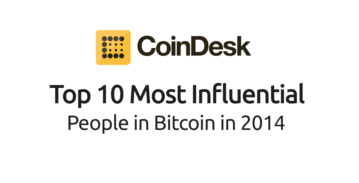 most influential people in bitcoin 2014