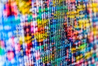 colorful computer code