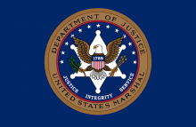 http://en.wikipedia.org/wiki/United_States_Marshals_Service#mediaviewer/File:Flag_of_the_United_States_Marshals_Service.svg
