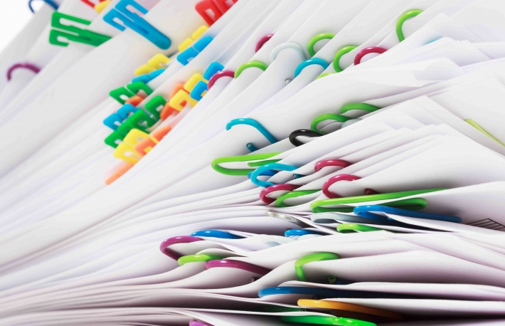 http://www.shutterstock.com/pic-155407316/stock-photo-pile-of-paper-with-colorful-clips.html?src=jZdtmfGMR4QD02CuXLJ_4w-1-10&ws=0