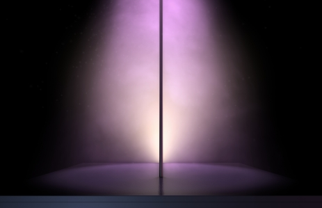 http://www.shutterstock.com/pic-227157709/stock-photo-an-isolated-stripper-pole-on-a-stage-lit-by-a-single-pink-spotlight-on-a-dark-background.html?src=JpEwEEhfQSlgYUw6imLZuQ-1-5&ws=0
