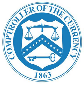 Office of Comptroller of the Currency