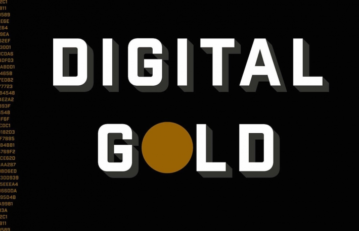 digital gold cover