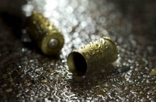 http://www.shutterstock.com/pic-134091980/stock-photo-bullets-on-ground-on-rainy-day.html?src=qz6HX8XI3GaqO-LM15h1_g-1-4