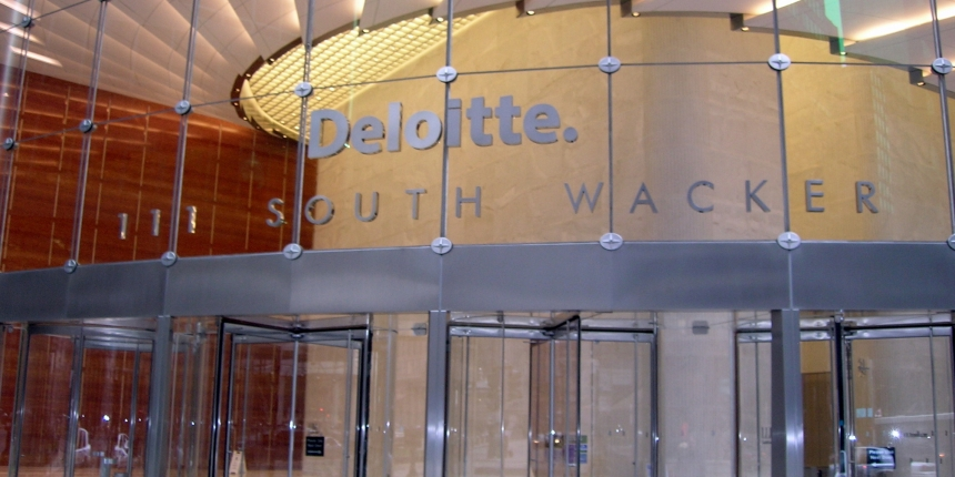 Deloitte Trials Blockchain Tech for Client Auditing
