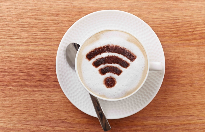 http://www.shutterstock.com/pic-171395396/stock-photo-free-wifi-area-sign-on-a-latte-coffee-in-a-bar.html?src=pp-same_artist-171797729-XrLwPX297KT6jndxww5Uqw-1