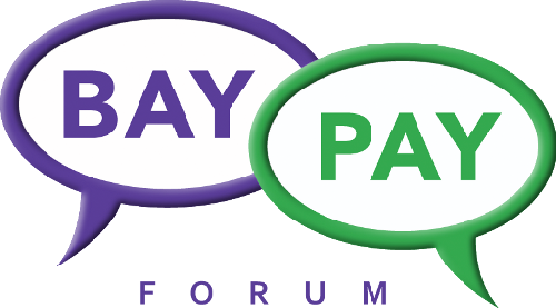 The Bay Pay Forum logo