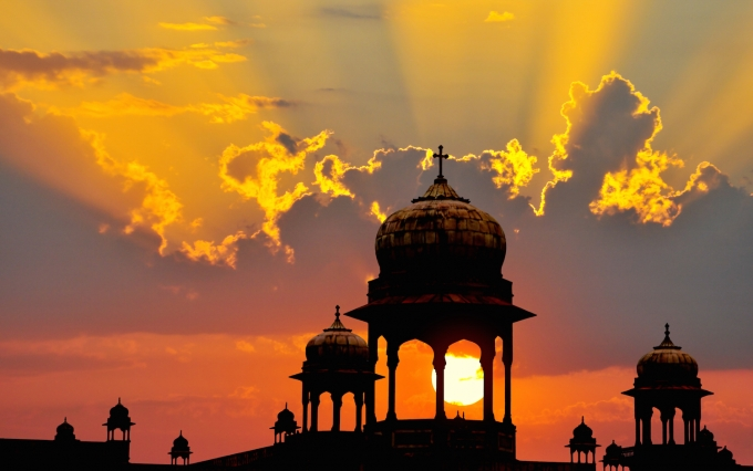 http://www.shutterstock.com/pic-87637819/stock-photo-typical-mogul-design-palace-domes-at-sunset-rajasthan-india.html?src=3uxDV6HhNmi53Yx_UVsD9Q-1-82