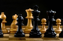 http://www.shutterstock.com/pic-287872619/stock-photo-chess-players-a-game-of-war.html
