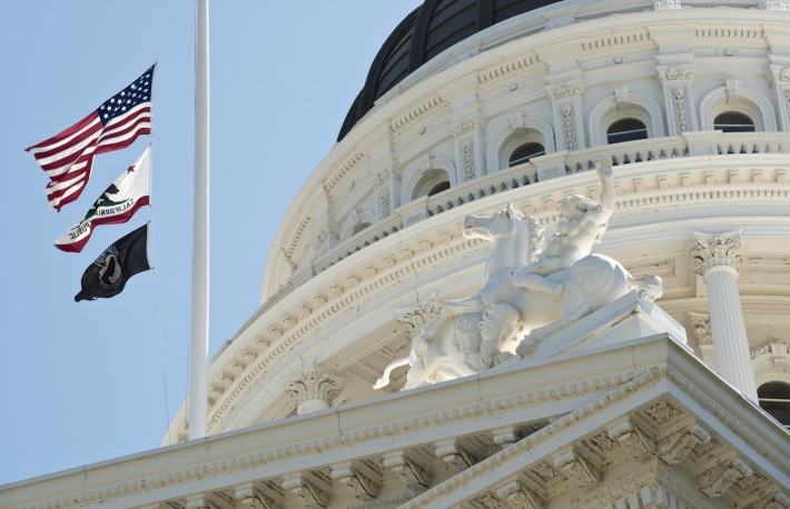 http://www.shutterstock.com/pic-150165167/stock-photo-california-state-capitol-building-flags.html?src=M1HKJmPah6WxBpEKVKgSdQ-1-0