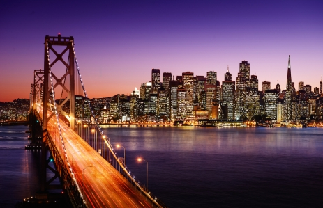 http://www.shutterstock.com/pic-160968266/stock-photo-san-francisco-skyline-and-bay-bridge-at-sunset-california.html?src=xLC6zGz501_3pylIHPseyQ-1-0