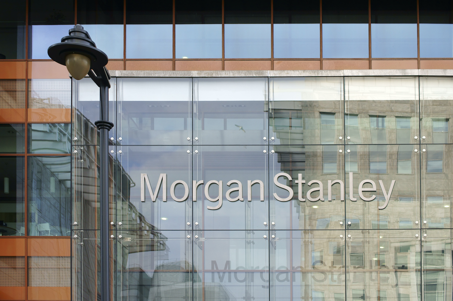 Morgan Stanley Report Issues Predictions For Blockchain In