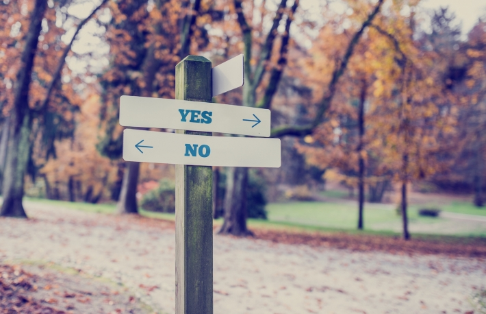 http://www.shutterstock.com/pic-240807883/stock-photo-rustic-wooden-sign-in-an-autumn-park-with-the-words-yes-no-offering-a-choice-of-action-and.html?src=XzJlue5b1ENqF3ciWLDPNw-1-1