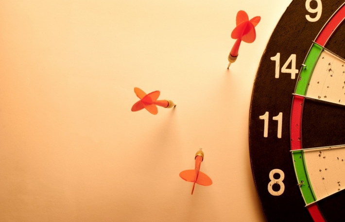 http://www.shutterstock.com/pic-135168752/stock-photo-darts-arrows-missed-their-target.html