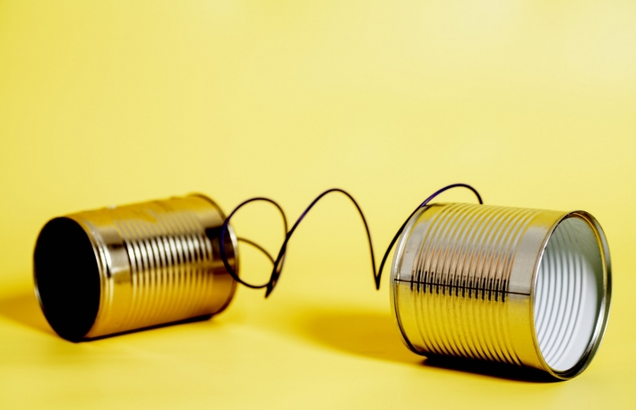 http://www.shutterstock.com/pic-325260704/stock-photo-tin-can-phone-communication-concept.html