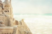 http://www.shutterstock.com/pic-216635305/stock-photo-grand-sandcastle-on-the-beach.html