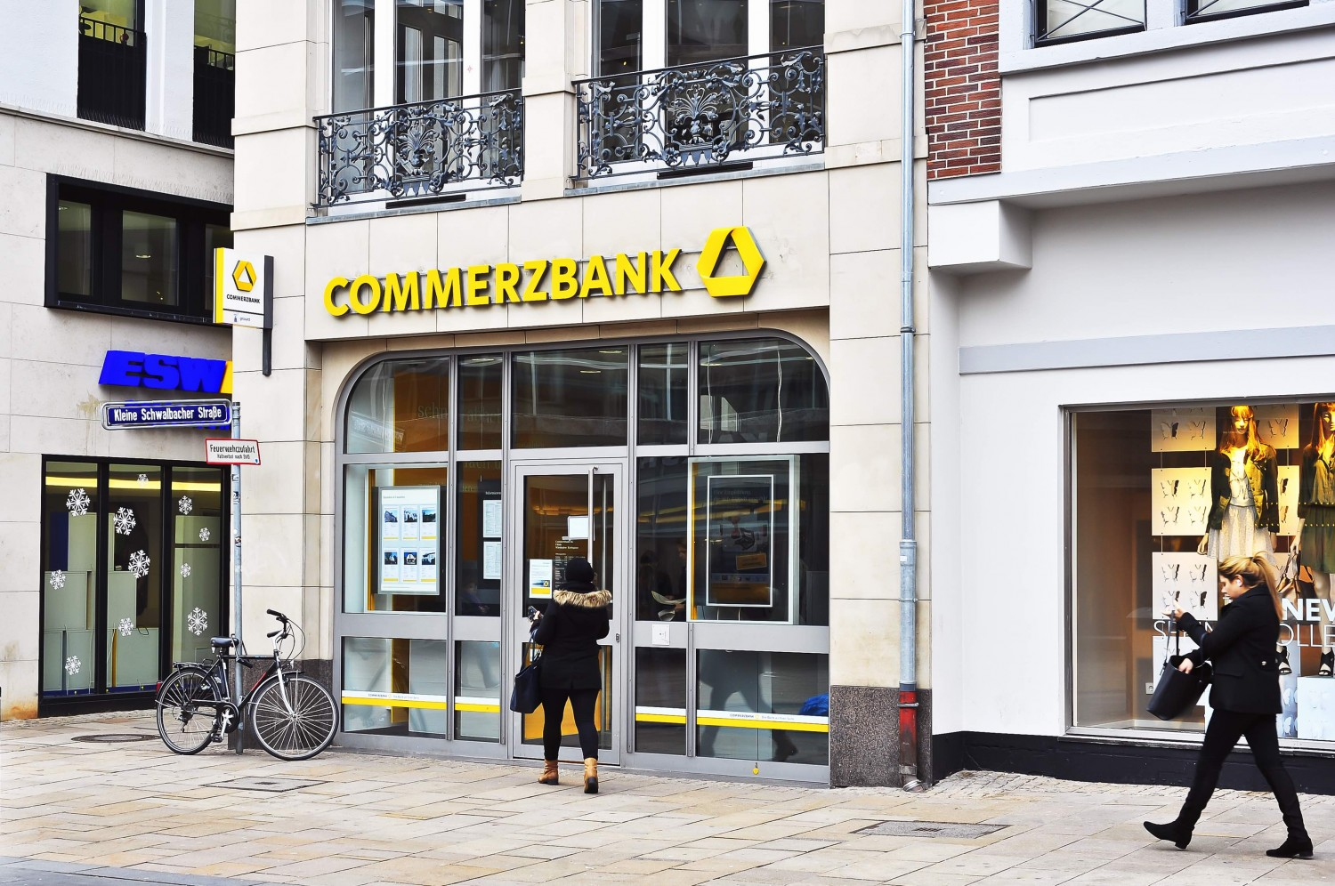 Commerzbank: Future of Bitcoin is an 'Open Question' - CoinDesk