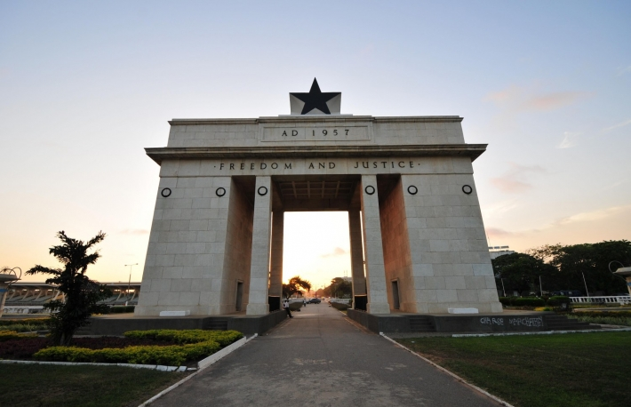 http://www.shutterstock.com/pic-107975483/stock-photo-the-independence-square-of-accra-ghana-inscribed-with-the-words-quot-freedom-and-justice-ad.html