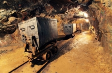 http://www.shutterstock.com/pic-227662366/stock-photo-underground-train-in-mine-carts-in-gold-silver-and-copper-mine.html?src=EjyBokbHufELtGVdRjFhwg-1-32