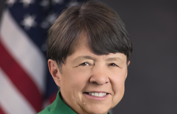 Official SEC portrait of SEC chairperson Mary Jo White (Photo credit: Wikipedia)
