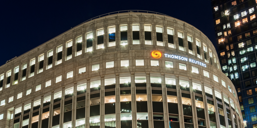 Thomson Reuters Exec Believes There Will Be 'Thousands' of