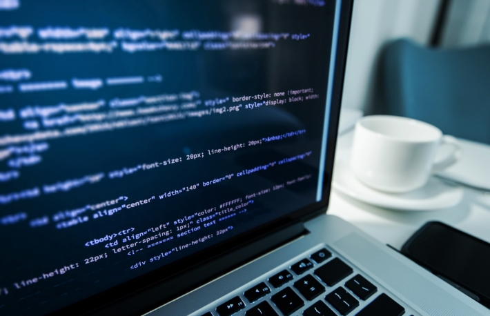 http://www.shutterstock.com/pic-304560233/stock-photo-website-coding-website-html-code-on-the-laptop-display-closeup-photo-webdesigner-workstation.html