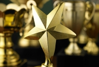 gold star, award