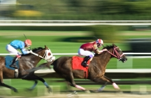 http://www.shutterstock.com/pic-18583831/stock-photo-two-racing-horses-competing-with-each-other-with-motion-blur-to-accent-speed.html?src=4DqS2FCgEVriTuyI0pSUdQ-1-23