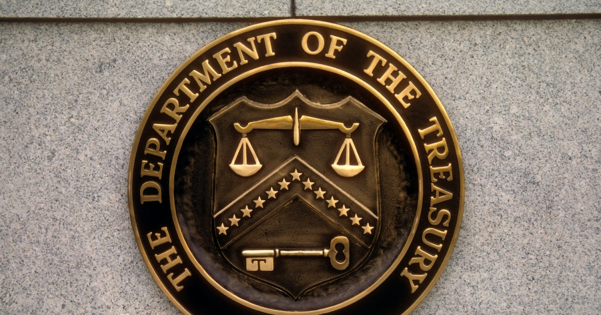 US Treasury Wants Regulators to Watch for 'Potential Risks' in Digital Asset Innovation