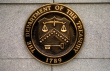 http://www.shutterstock.com/pic-7851709/stock-photo-shield-of-the-us-treasury-on-treasury-building-in-washington-dc.html?src=6A90ZQ9IIZcWkxh8tY7Ffg-1-49