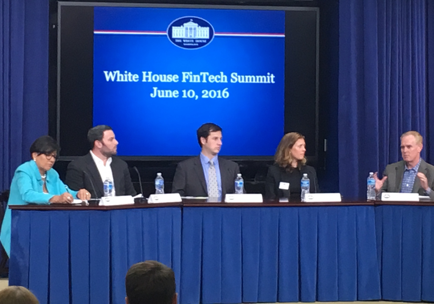White House Fintech Summit