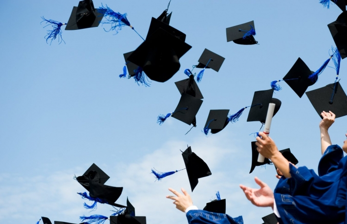 http://www.shutterstock.com/pic-83821315/stock-photo-high-school-graduation-hats-high.html