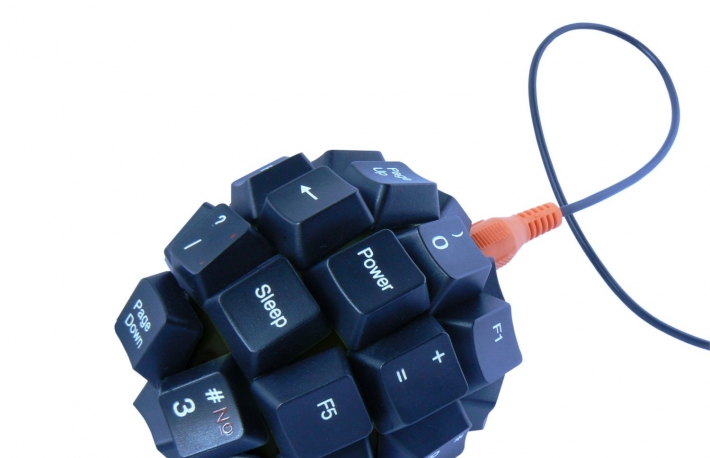 http://www.shutterstock.com/pic-21762184/stock-photo-weapon-of-the-information-wars-hand-grenade-information-safety-and-haking.html
