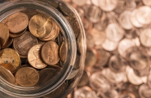 http://www.shutterstock.com/pic-268796510/stock-photo-jar-of-pennies.html