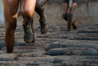 obstacle course, endurance