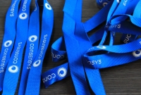 Consensys lanyards, accounging consortium