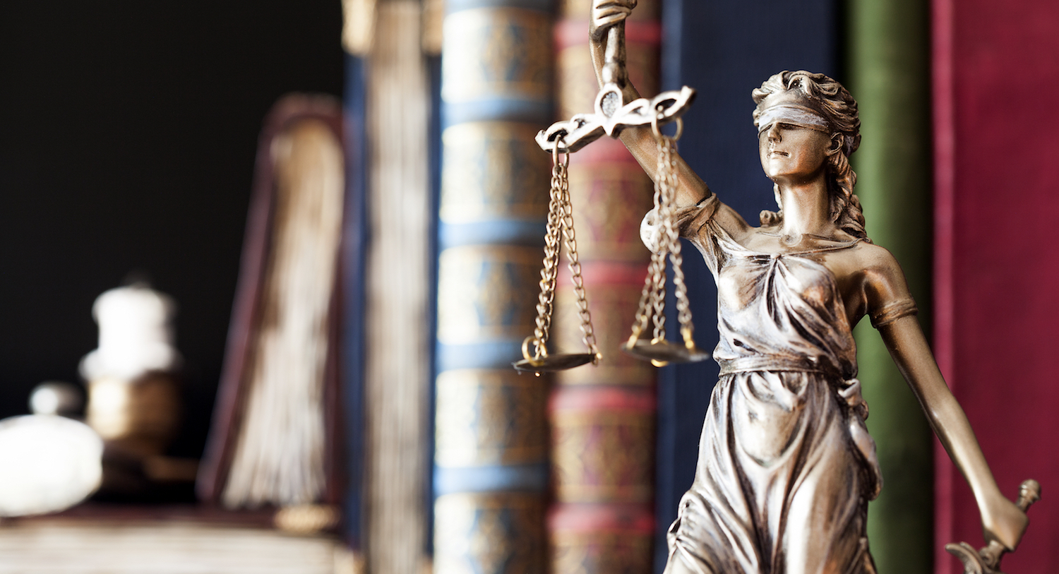Justice, Statue, Law