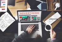 advertising, online news