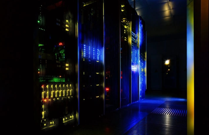http://www.shutterstock.com/pic-389967406/stock-photo-server-room-in-dark-with-bright-colored-lights.html