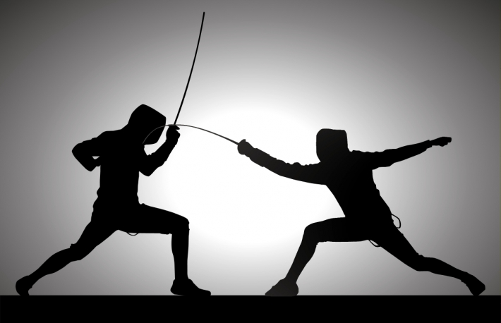 http://www.shutterstock.com/pic-73003582/stock-vector-silhouette-illustration-of-two-fencer.html