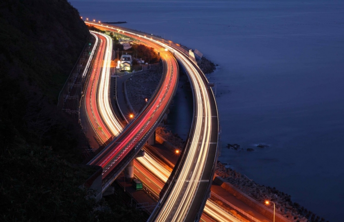 http://www.shutterstock.com/pic-124118314/stock-photo-night-view-of-tomei-expressway-shizuoka-japan.html