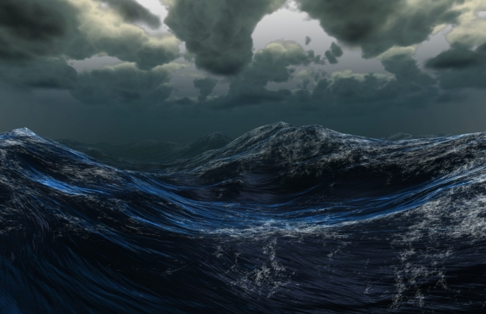 http://www.shutterstock.com/pic-210367075/stock-photo-digitally-generated-stormy-sea-under-dark-sky.html