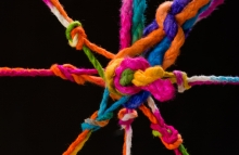 http://www.shutterstock.com/pic-450600652/stock-photo-connected-group-concept-as-many-different-ropes-tied-and-linked-together-as-an-unbreakable-chain-as.html?src=pp-same_artist-451759966-6