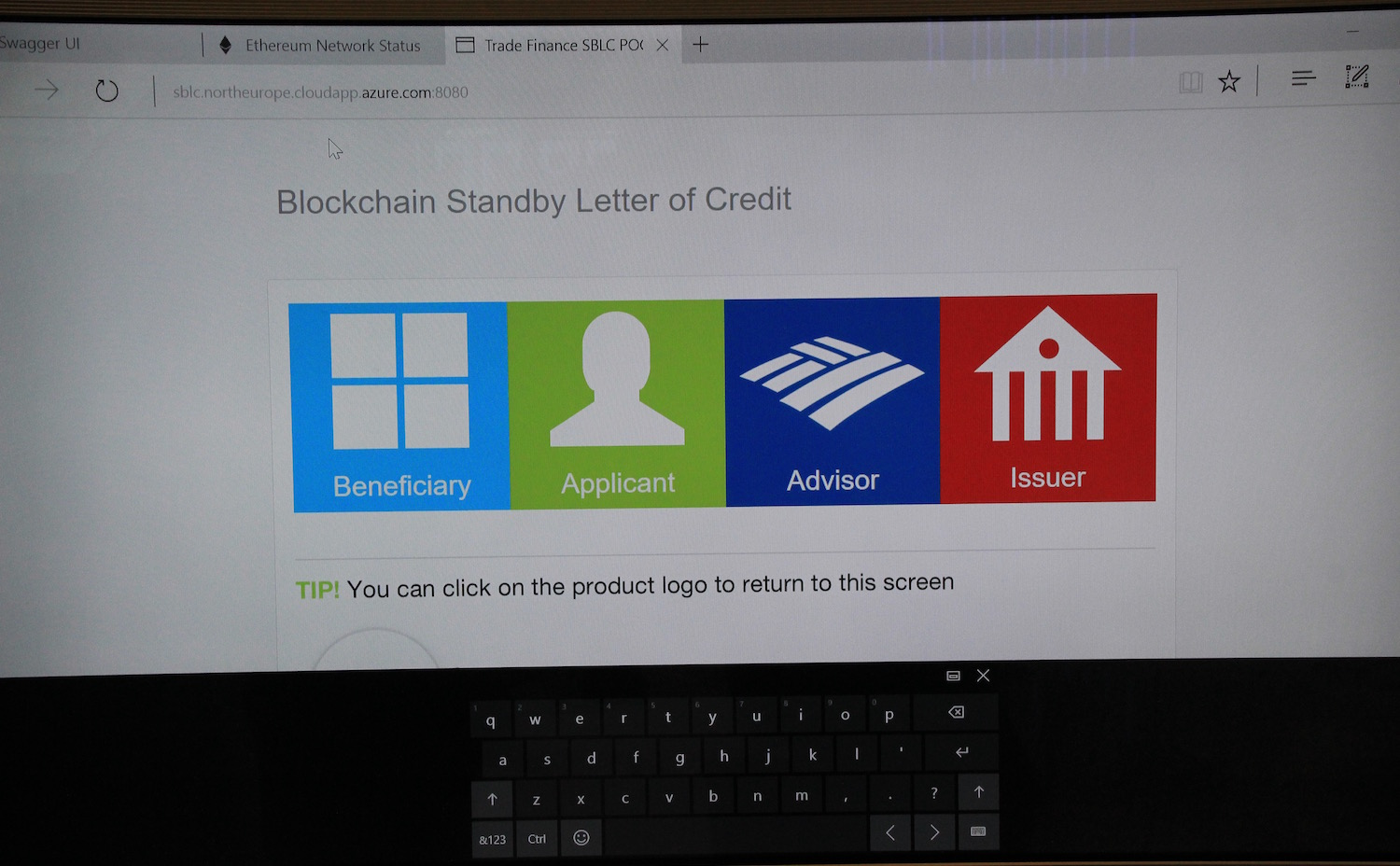 Microsoft Letter of Credit