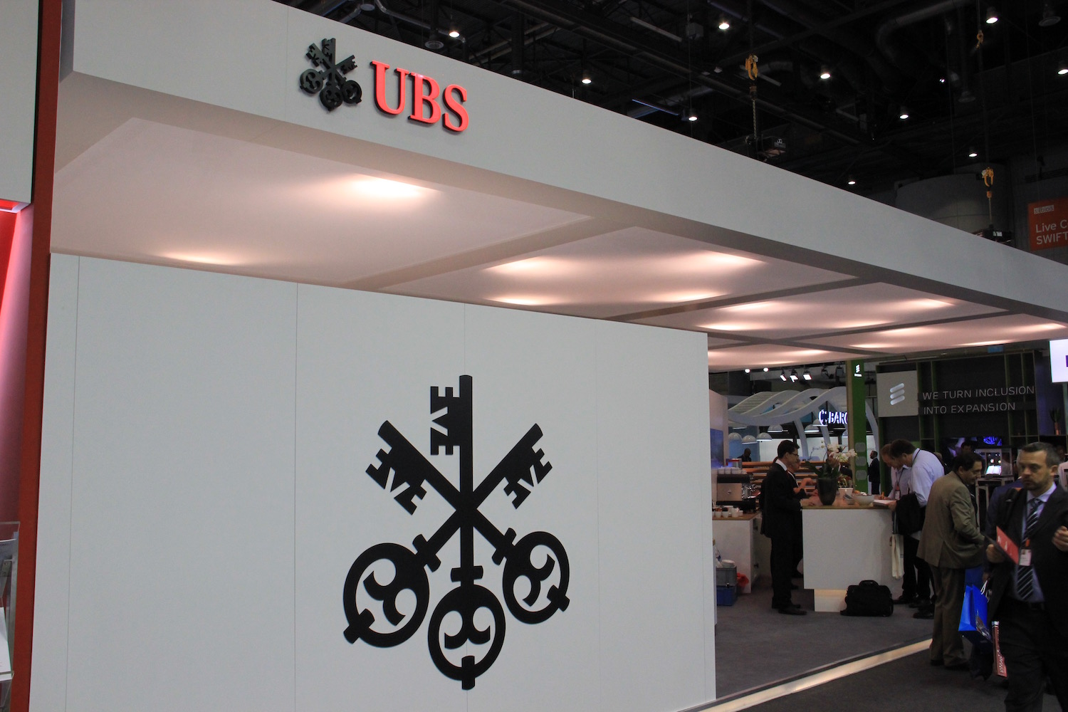 UBS at Sibos