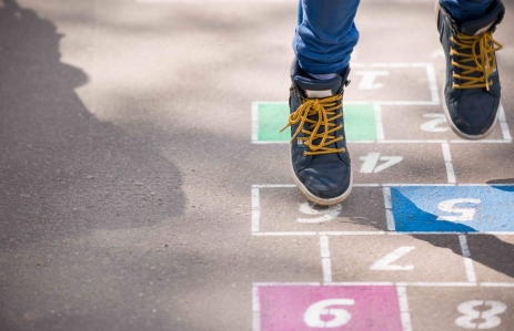 https://www.shutterstock.com/image-photo/closeup-boys-legs-hopscotch-drawn-on-415311967?src=iqNwhePf0T_Dv6c9ucrOaA-1-16
