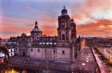 http://www.shutterstock.com/pic-245778217/stock-photo-metropolitan-cathedral-and-presidents-palace-in-zocalo-center-of-mexico-city-mexico-sunrise.html?src=QzoKN92e0s2QfrD2yIhC7g-1-2