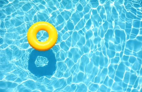 http://www.shutterstock.com/pic-254911351/stock-photo-yellow-pool-float-ring-floating-in-a-refreshing-blue-swimming-pool.html